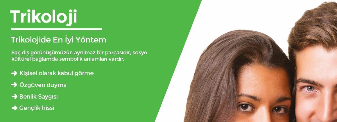 Trikoloji – Saç PRP Kiti